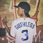 Angel Haze - Babe Ruthless Artwork