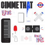 Angel Haze x Lunice - Gimme That Artwork