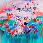 Angel Haze - CANDLXS Artwork