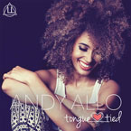Andy Allo - Tongue Tied Artwork