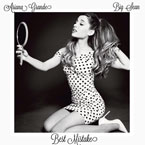 Ariana Grande ft. Big Sean - Best Mistake Artwork