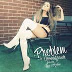 Ariana Grande ft. Iggy Azalea - Problem Artwork