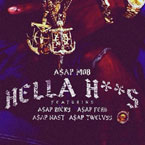 A$AP Mob - Hella Hoes Artwork