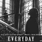 A$AP Rocky - Everyday ft. Rod Stewart, Miguel & Mark Ronson Artwork