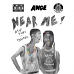 A$AP Rocky - Hear Me ft. Pharrell Artwork