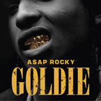 A$AP Rocky - Goldie Artwork