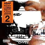 A$AP Rocky - Lord Pretty Flacko Jodye 2 (PFJII) Artwork