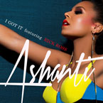 Ashanti ft. Rick Ross - I Got It Artwork