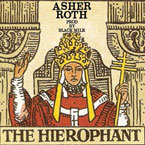 Asher Roth - The Hierophant Artwork