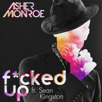 Asher Monroe ft. Sean Kingston - F**ked Up Artwork
