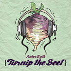 Asher Roth - Turnip The Beet Artwork