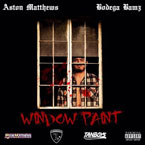 A$ton Matthews - Window Paint ft. Bodega Bamz Artwork