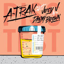 A-Trak ft. Juicy J &amp; Danny Brown - Piss Test Artwork