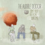 The Audible Doctor ft. Astro & Hassaan Mickey - Chocolate Covered Liar Artwork