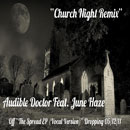 Audible Doctor ft. June Haze - Church Night (Remix) Artwork