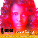 Audra The Rapper ft. Mickey Factz & Raheem Devaughn - Love Song (Remix) Artwork