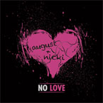 August Alsina ft. Nicki Minaj - No Love Artwork