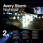 Avery Storm - Nightcall Artwork