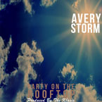 Avery Storm - Party on the Roof Top Artwork