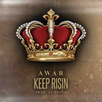 AWAR - Keep Risin' Artwork