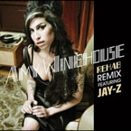 Amy Winehouse ft. Jay-Z - Rehab (Remix) Artwork