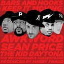 AWKWORD ft. Sean Price, The Kid Daytona &amp; The Incomparable Shakespeare - Bars &amp; Hooks Artwork