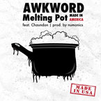 AWKWORD ft. Chaundon - Melting Pot (Made In America) Artwork