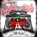 AWKWORD ft. KRS-One, Dug Infinite &amp; Brimstone127 - Radio 2.0 Artwork
