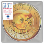 AXEL F. - Sofa Coins Artwork