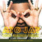 Ayo Jay - Your Number (Remix) ft. Chris Brown & Kid Ink Artwork