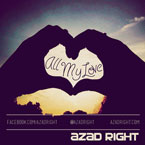 Azad Right - All My Love Artwork