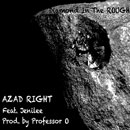 Azad Right ft. Jenilee - Diamond in the Rough Artwork