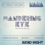 Azad Right ft. Maffew Ragazino - Wandering Eye Artwork
