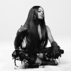 Azealia Banks - The Big Big Beat Artwork