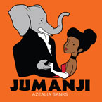 Azealia Banks - Jumanji Artwork