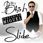Baby Bash ft. Miguel - Slide Artwork