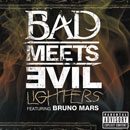 Bad Meets Evil ft. Bruno Mars - Lighters Artwork