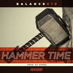 Hammer Time Artwork
