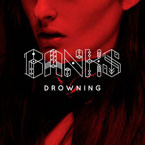 BANKS - DROWNING Artwork