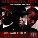 Barrington Levy ft. Snoop Dogg & MIMS - Watch Dem (Murderer) Artwork