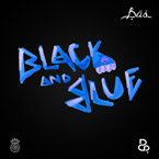 Black & Blue Artwork