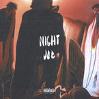 Bas - Night Job ft. J. Cole Artwork