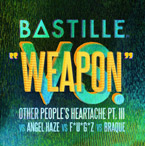 Bastille ft. Angel Haze, F*U*G*Z & Braque - Weapon Artwork