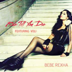 Bebe Rexha ft. Voli - Ride Till You Die Artwork