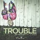 Bei Maejor ft. J. Cole - Trouble Artwork