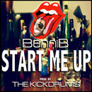 BenniB - Start Me Up Artwork