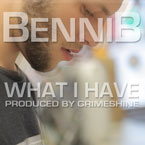 BenniB - What I Have Artwork