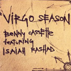 Benny Cassette ft. Isaiah Rashad - Virgo Season Artwork