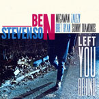 Ben Stevenson - Left You Behind Artwork