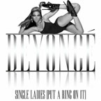 Beyoncé - Single Ladies (Put a Ring on It) Artwork